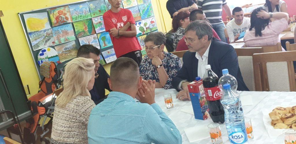Ministar Djordjevic u Biseru